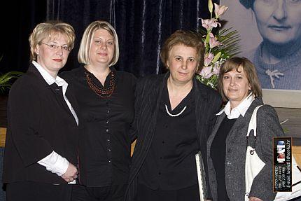 dobitnice nagrada za 2009.